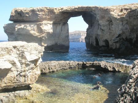 St. Andrews Divers Cove,Xlendi,Gozo,Malta