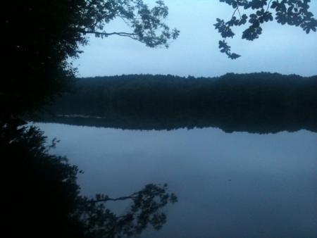 Großer Pätschsee,Mecklenburg-Vorpommern,Deutschland
