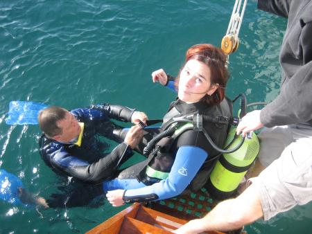 MDS Michaels Diving School,Cala Serena,Mallorca,Balearen,Spanien