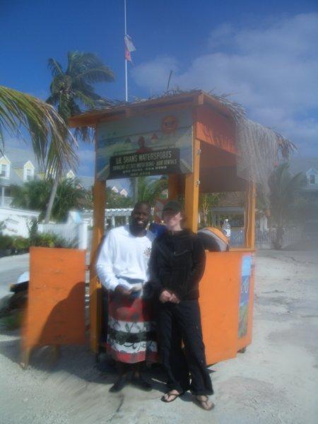 Li´l Shans Watersports,Harbour Island,Bahamas