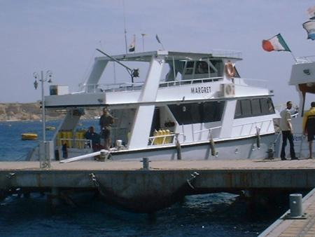 M/Y Margret,Ägypten