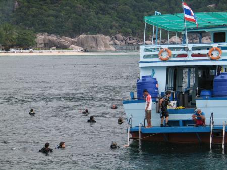 Crystal Divers,Koh Tao,Golf von Thailand,Thailand
