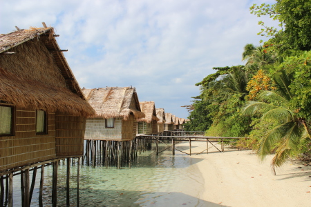 Papua Paradise Eco Resort,Allgemein,Indonesien