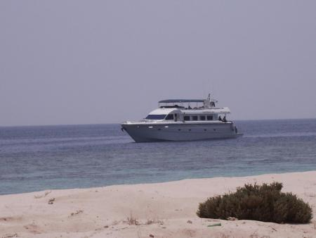 M/Y Dream Master,Saudi-Arabien