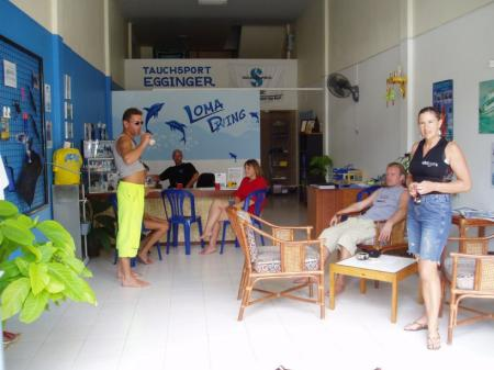 M/V Amarpon,Loma Diving,Khao Lak,Andamanensee,Thailand