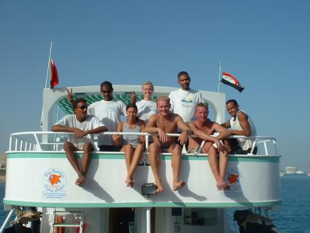 Blue Paradise Diving Center,Hurghada,Ägypten