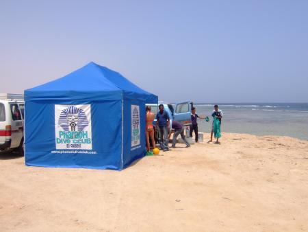 Pharao Dive Club,Roots Luxury Camp,El Quseir bis Port Ghalib,Ägypten