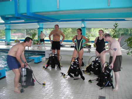 TauchSportAkademie - Sauerland,Nordrhein-Westfalen,Deutschland