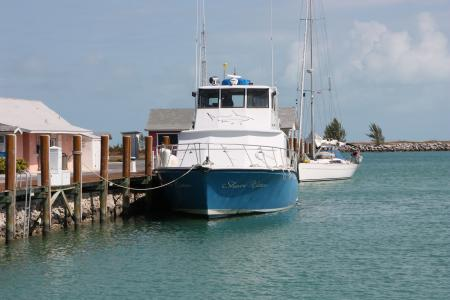 MY Shearwater,Bahamas