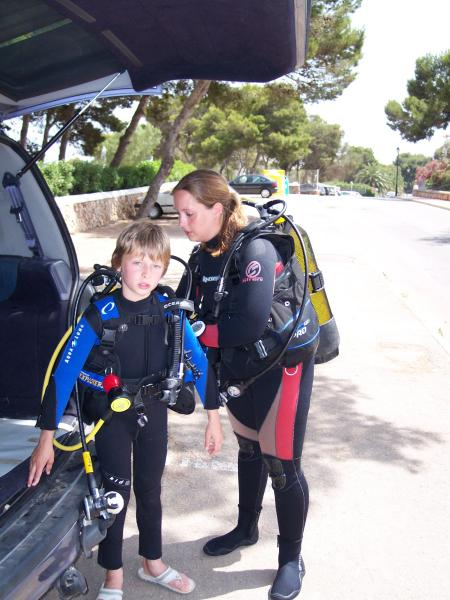 Petro Divers,Porto Petro,Mallorca,Balearen,Spanien