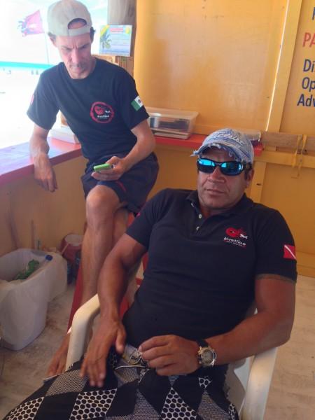 Divetilus Dive Center,Hotel Sandos Playacar,Playa del Carmen,Mexiko