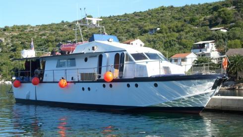 M/Y AGRAMER,Kroatien
