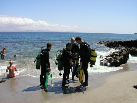 Las Toninas,Playa Blanca,Lanzarote,Kanarische Inseln,Spanien