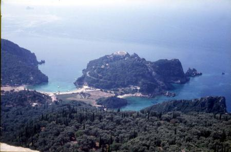Rolf Weyler - Paleokastritsa,Korfu,Griechenland
