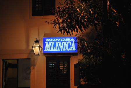Restoran Mlinica,Mlini,Kroatien