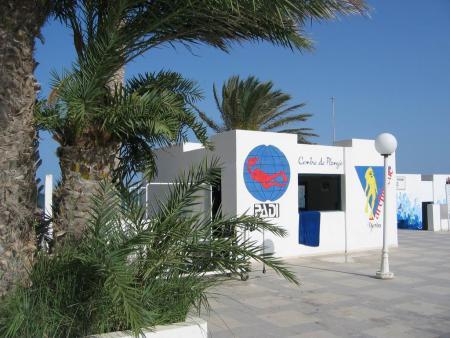 Club Archimède Djerba,Tunesien