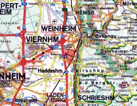 Waidsee,Weinheim,Baden Württemberg,Deutschland