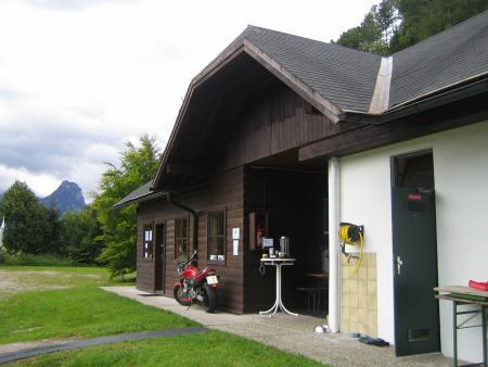 Tauchercamp,St. Gilgen,Wolfgangsee,Österreich