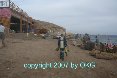 Blue Hole (Dahab),Ägypten
