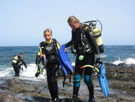 Sun Sub,Playa del Ingles,Gran Canaria,Kanarische Inseln,Spanien