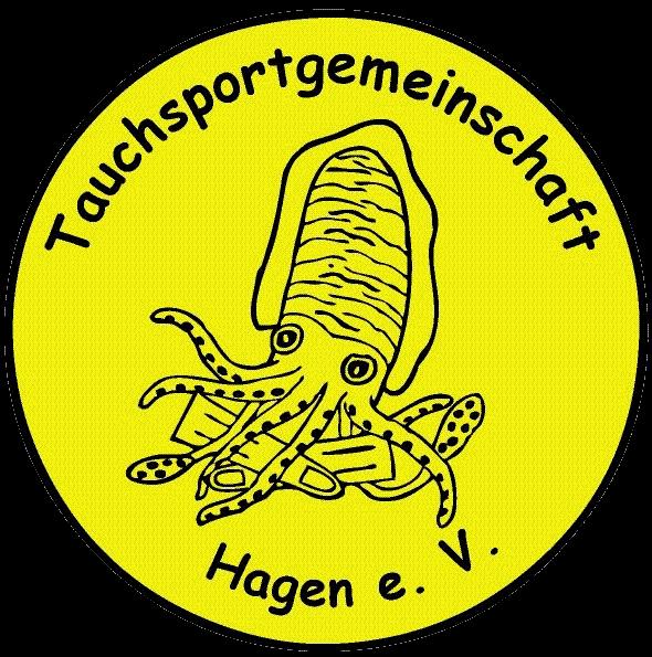 Vereinslogo, Tauchsportgemeinschaft Hagen Vereinslogo Logo, Tauchsportgemeinschaft Hagen e.V., Deutschland, Nordrhein-Westfalen