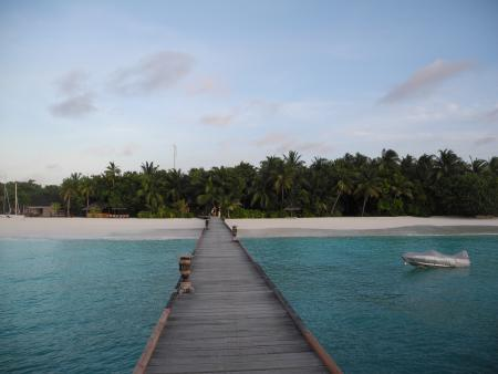 Reethi Beach Resort,Malediven