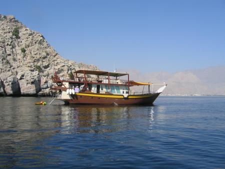 Musandam Peninsula,Oman