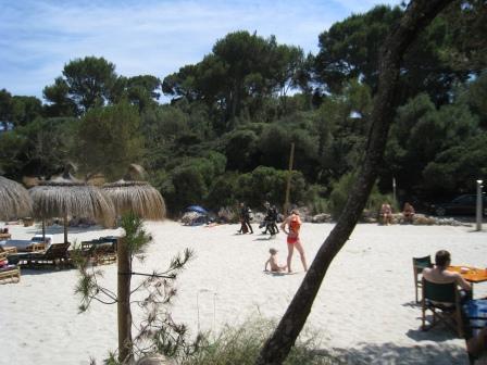 Mallorca Cala Sa Nau Mariengrotte,Spanien