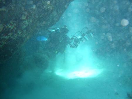 Cave Reef,Ägypten