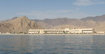 Golden Tulip Resort, Musandam - Oman