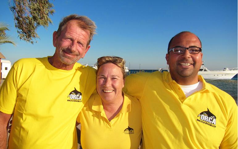ORCA Dive Club, Safaga, Ägypten, Safaga