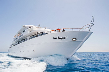 M/Y Asmaa - Sommerspecial Fury Shoals