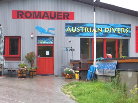 Austrian-Divers,Unterach,Österreich