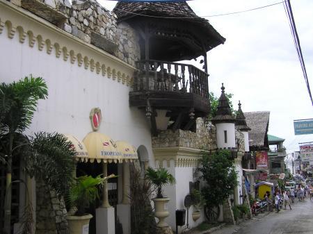 Hotel Tropicana,Sabang,Puerto Galera,Philippinen