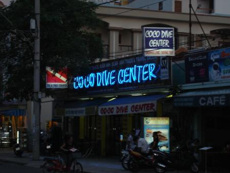 Coco Divers,Nha Trang,Vietnam