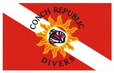 Conch Republic Divers,Tavernier,Florida,USA