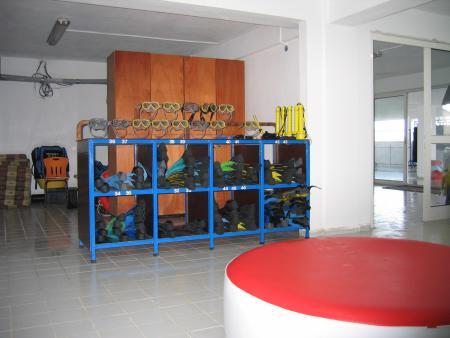 Flamingo Dive Center,Rixos Tekirova,Türkei