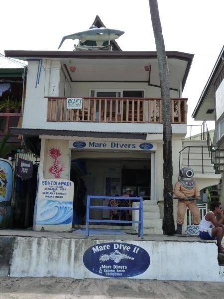 MareDiveIt,Sabang,Puerto Galera,Philippinen
