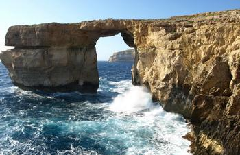 DiveInside Gozo - Azure Window (© C.Krabel)