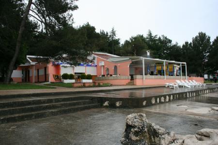 Barka Restaurant Stella Maris Umag,Kroatien