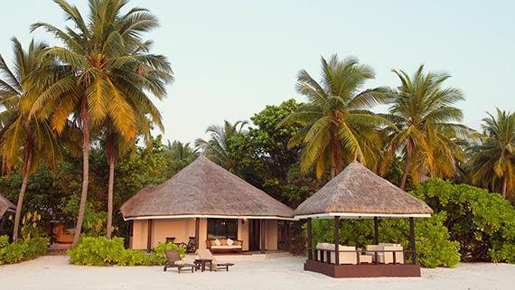 Sunset Pavillion, Zimmer, Ocean Dimensions, Kihaa Maldives, Baa Atoll, Malediven