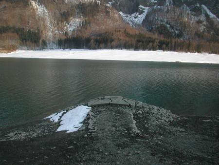Klöntalersee,Schutzhütte,Schweiz