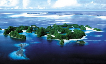 Islands of Palau - © Gunther Deichmann