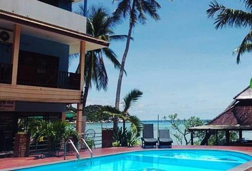 Carabao Diving, Koh Tao, Thailand, Golf von Thailand