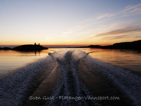 Flatanger Vannsport,Mittelnorwegen,Norwegen