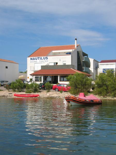 Nautilus Diving Center,Insel Murter - Betina,Kroatien
