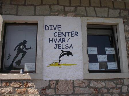 Divecenter Hvar/Jelsa,Kroatien