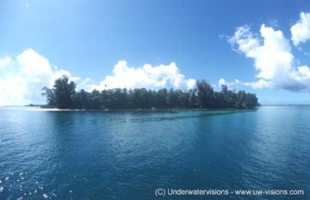 Lissenung Island Resort,Papua-Neuguinea