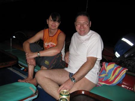 M/V Dolphin Queen,Similan Diving Safaris,Khao Lak,Thailand