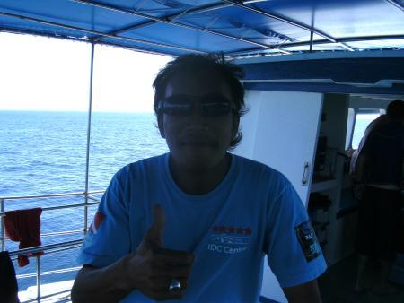 PalmBeach Divers,Andamanensee,Thailand